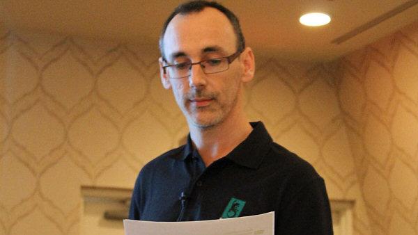 Iain McNeil - Slitherine's development director