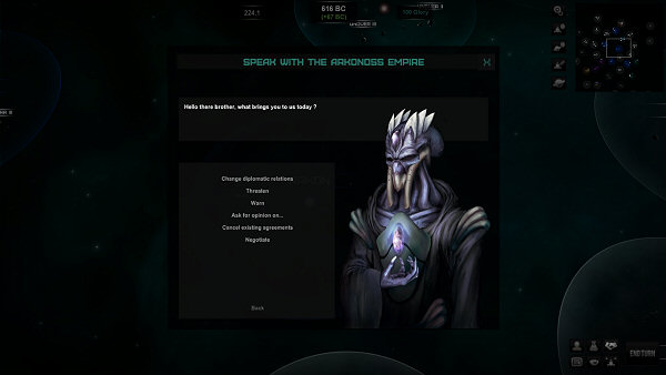 Star Lords | Diplomacy screenshot