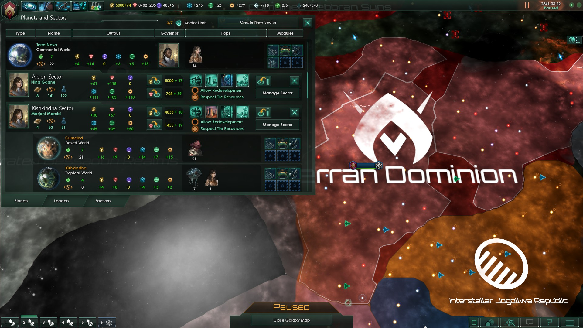 Stellaris First Impressions - SpaceSector com