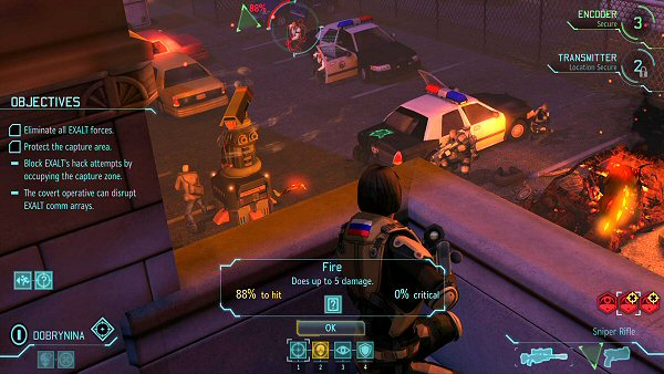 XCOM: Enemy Within - EXALT Covert Ops