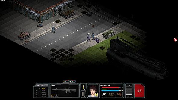 Xenonauts | Terror Site mission