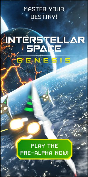 Interstellar Space: Genesis | Turn-based space 4X strategy game for the PC