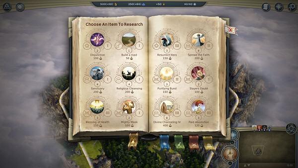 Age of Wonders 3 - Spell book