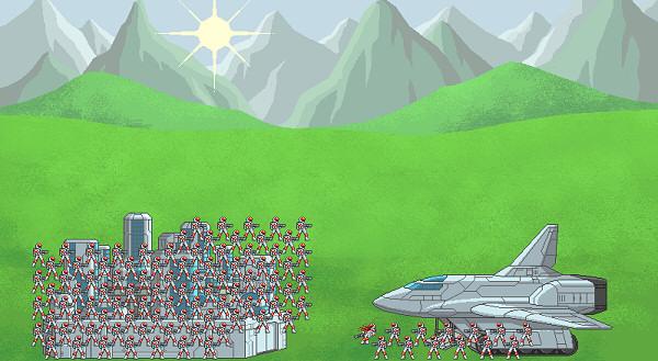 Beyond Beyaan: Planetary Invasion