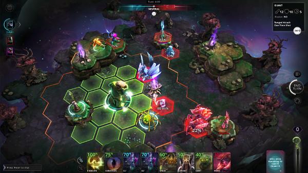 Chaos Reborn| Snapshot Games