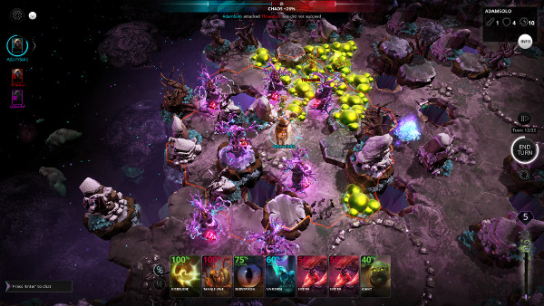 Chaos Reborn | A turn-based fantasy strategy game by Julian Gollop