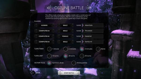 Chaos Reborn | Offline mode