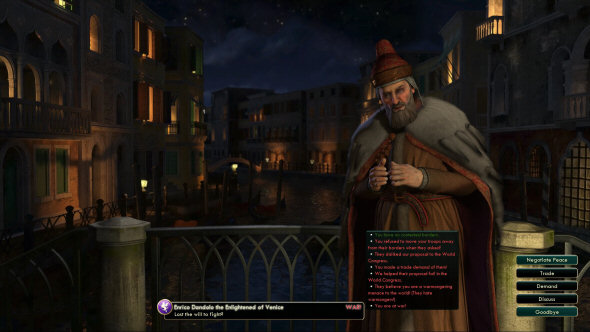 Civilization 5: Brave New World - Enrico of Venice