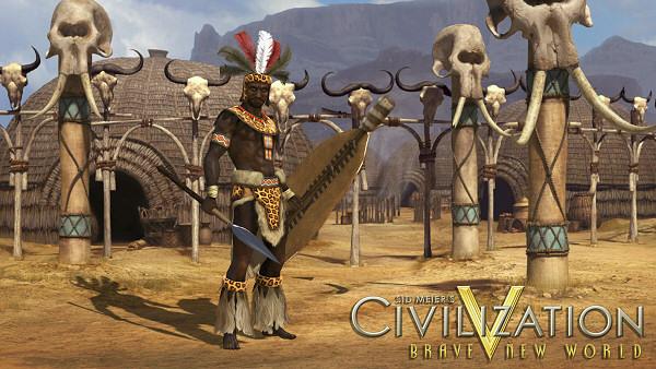 Sid Meier's Civilization 5: Brave New World - Shaka of the Zulu