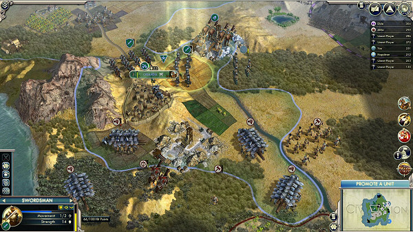 Civilization 5 | 2012 Fall Patch