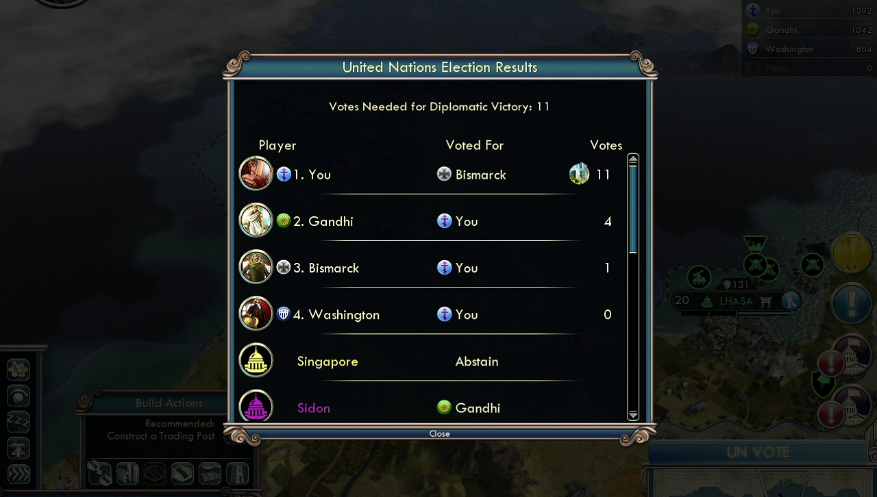 Sid Meier's Civilization 5: Gods & Kings Review - SpaceSector com