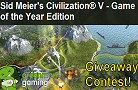 Civilization 5: Game of the Year Edition Contest [CLOSED]