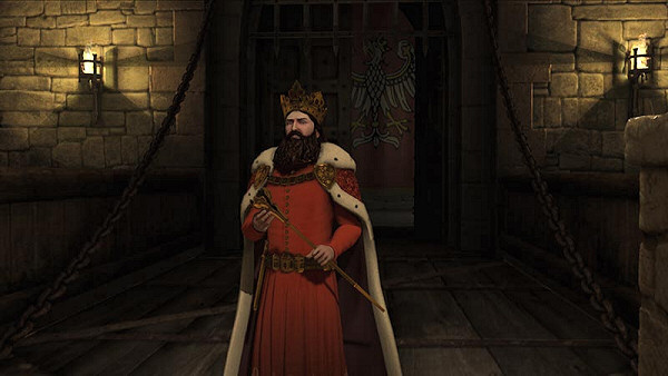Sid Meier's Civilization 5: Brave New World - Casimir of Poland