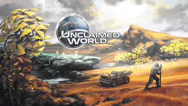 Coming in 2014 - Unclaimed World