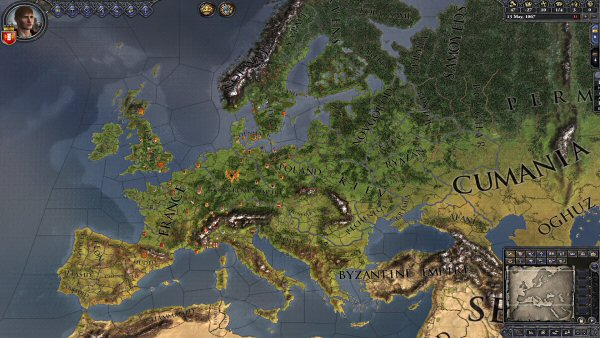 Crusader Kings II (2012) - Paradox Development Studio, Paradox Interactive