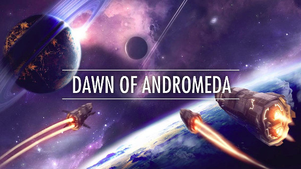 Dawn of Andromeda | A real-time space 4X strategy Game by Grey Wolf Entertainment and Iceberg Interactive