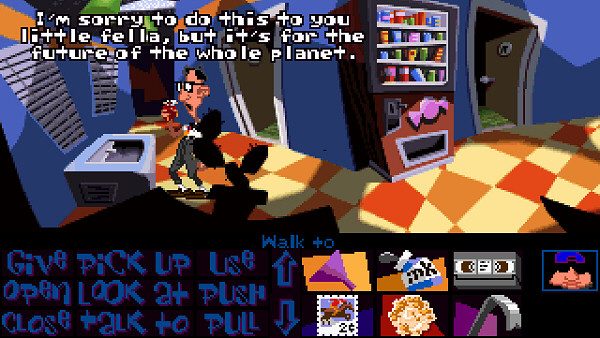 Day of the Tentacle (1993) - Graphic adventure