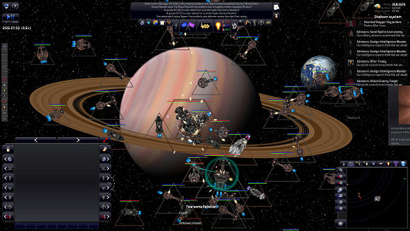 Fleets in Distant Worlds can sometimes be hard to manage