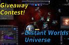 Distant Worlds: Universe Giveaway Contest – 6 Keys!  [CLOSED]