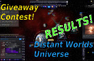 Distant Worlds: Universe Giveaway Contest! [RESULTS]