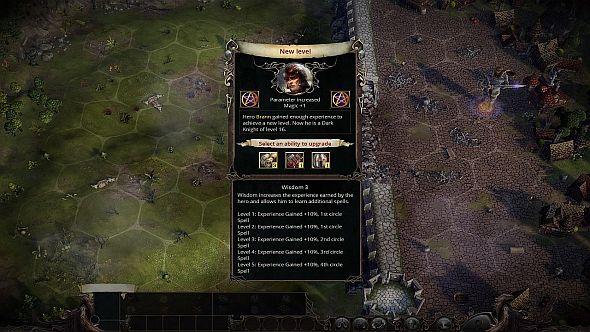 Eador: MotBW - A warrior/mage specialist