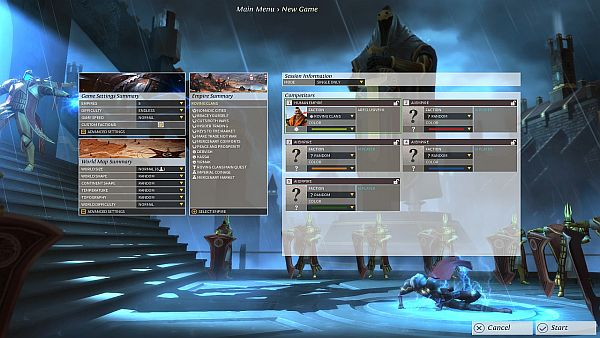 Endless Legend Review| A lot of options are available to tinker with.