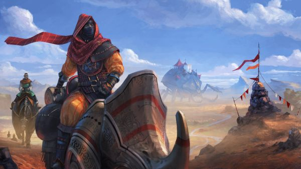 Endless Legend Beta Launched