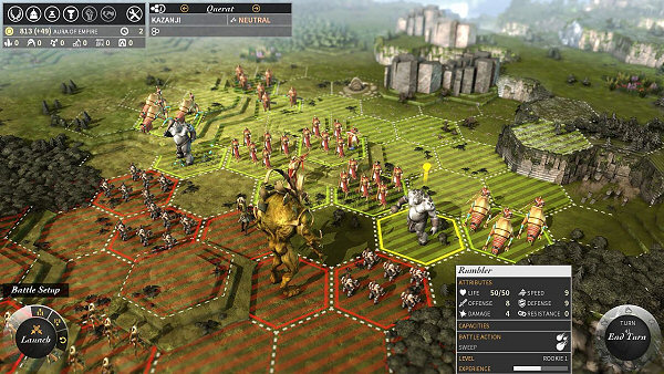 Endless Legend Battle Map