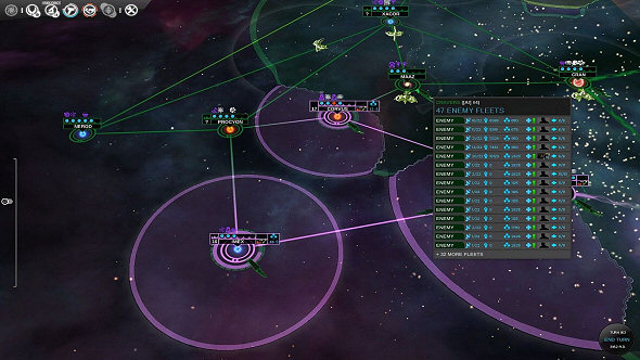 Endless Space: Disharmony and Re-Review - Endless Fleets?