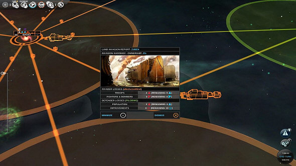 Endless Space: Disharmony and Re-Review - Forget the bombs, drop the troops!