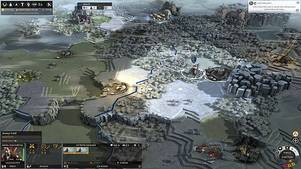 Endless Legend Early Access - Winter has come...