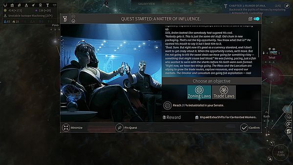 Endless Space 2 Early Access - It's time to swim with the sharks