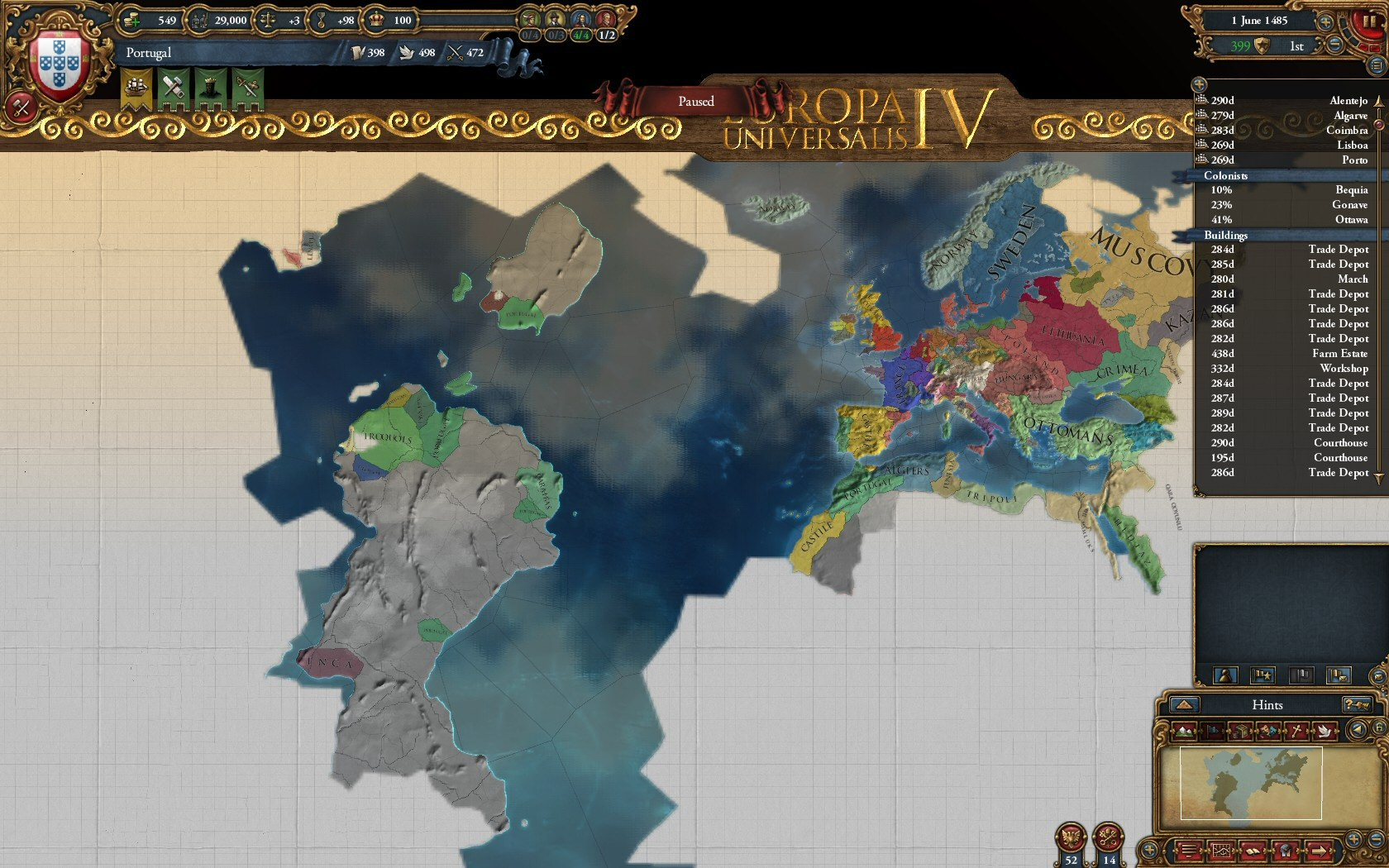 Europa universalis iv conquest of paradise review spacesector look a new world gumiabroncs Choice Image