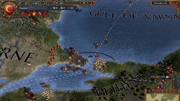 Europa Universalis IV: Pre-Alpha screenshot 1