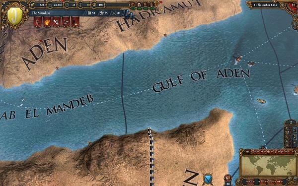 Europa Universalis IV: Pre-Alpha screenshot 2