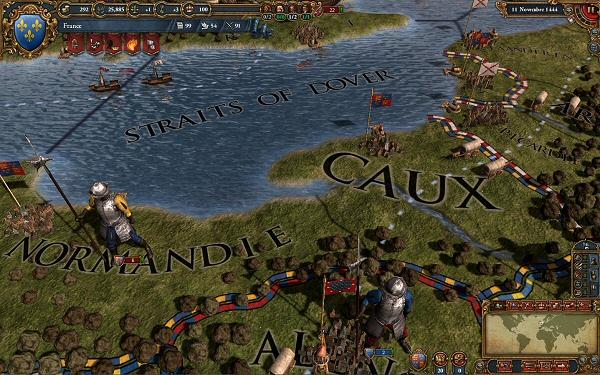Europa Universalis IV: Pre-Alpha screenshot 3