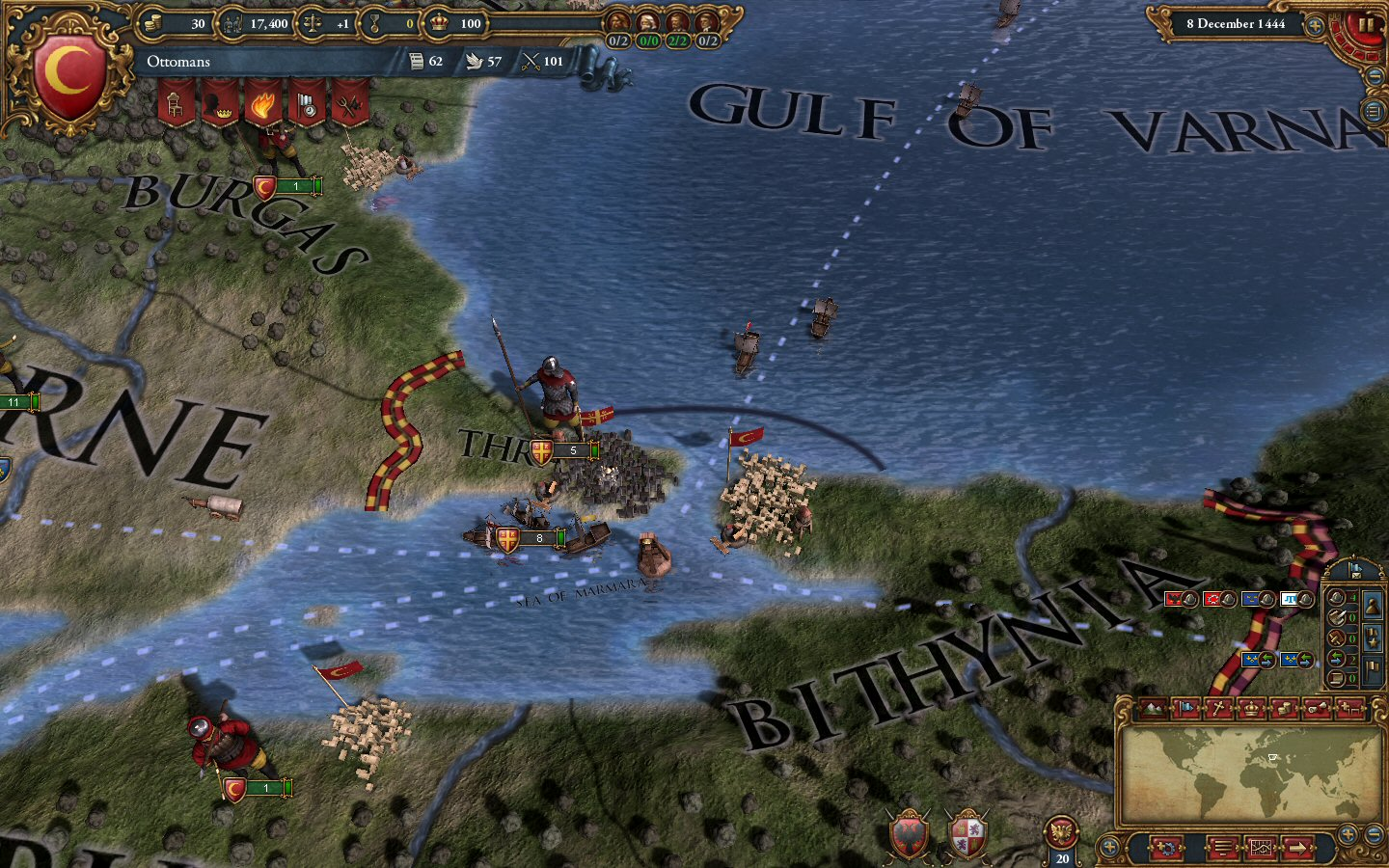 Europa Universalis IV Cheats, Codes, and Secrets for PC ...