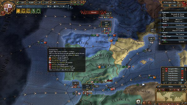 Europa Universalis IV | Trade