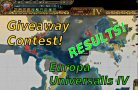 Europa Universalis IV Giveaway Contest! [RESULTS]
