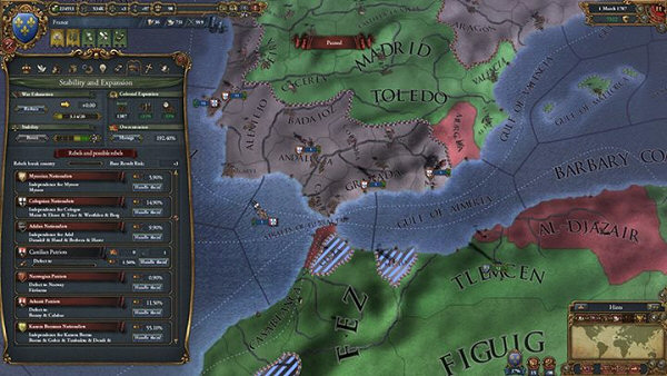 Europa Universalis IV Demo Now Available on Steam SpaceSectorcom