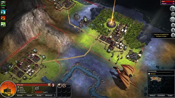 Fallen Enchantress: Legendary Heroes | Fantasy turn-based 4X strategy