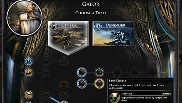 Fallen Enchantress: Legendary Heroes | Trait choice