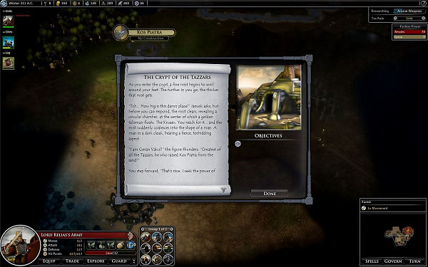 Elemental: Fallen Enchantress | Campaign Quest