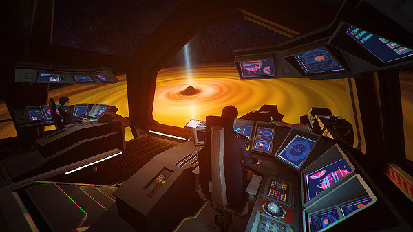 Flagship | First-person space RTS by Urban Logic Games
