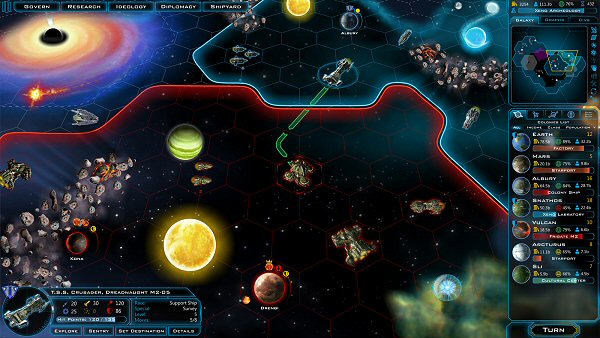 Galactic Civilizations 3 | Turn-based space 4X strategy game by Stardock