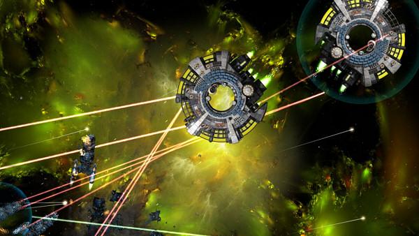 Gratuitous Space Battles: The Outcasts DLC/Expansion pack
