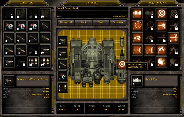 Gratuitous Tank Battles: Mech Factory!