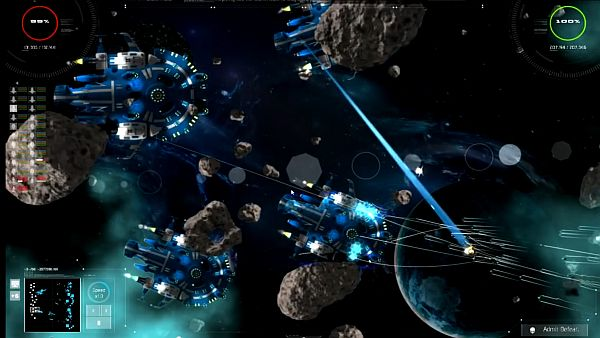 Gratuitous Space Battles 2 | Positech Games