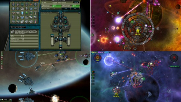 Gratuitous Space Battles - Space Pirates And Zombies bundle