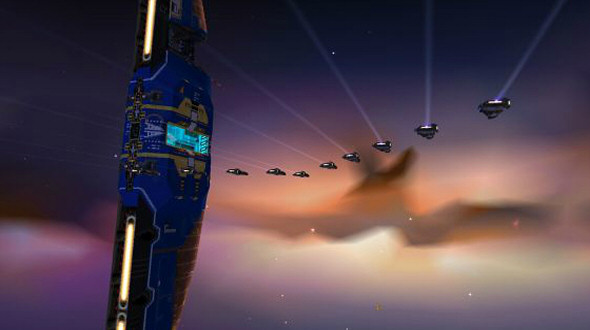 Homeworld - What lies ahead?